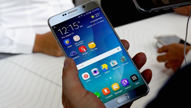 В самолеты запретят входить со смартфонами Samsung