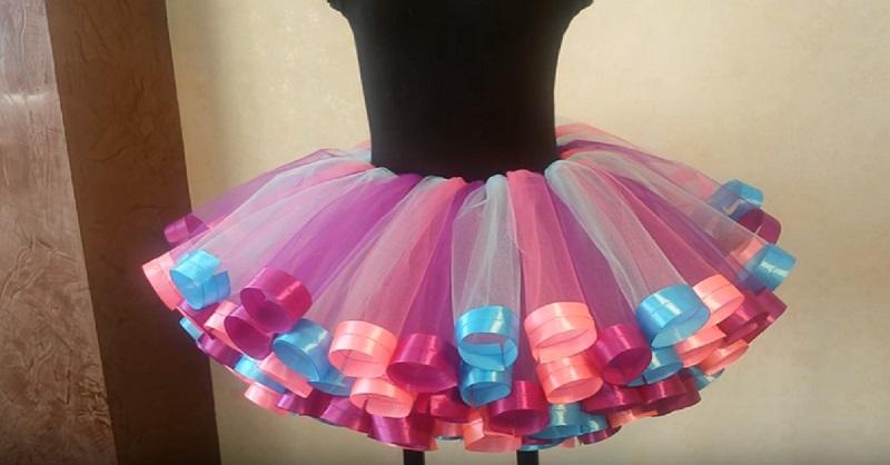 Как сделать юбки для танцев
