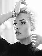 Кейт Уинслет (Kate Winslet) в фотосессии Алекси Любомирски (Alexi Lubomirski) для журнала Harper's Bazaar UK (апрель 2013)