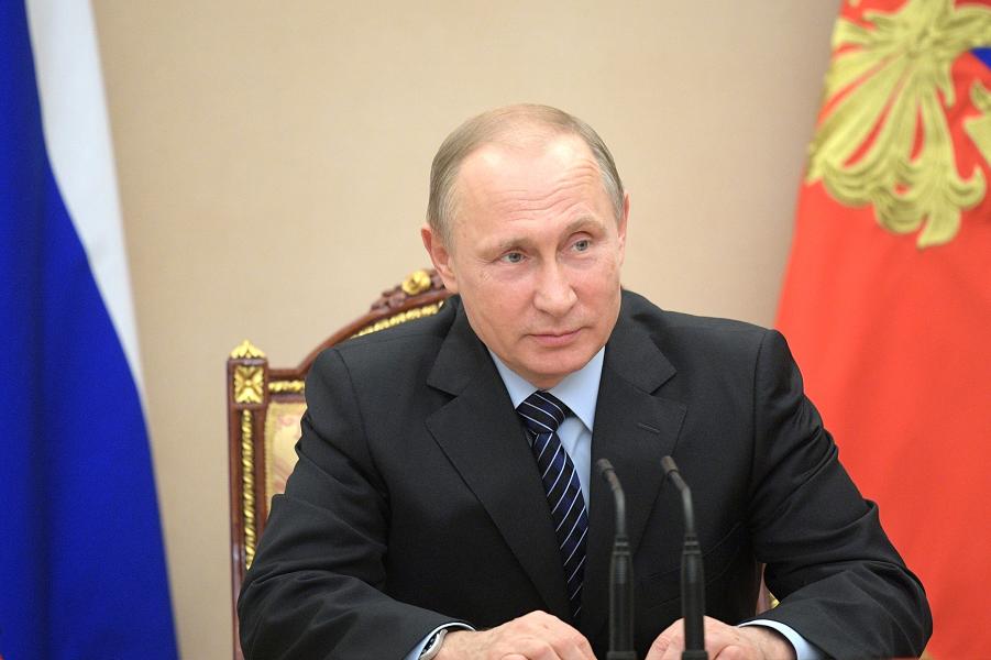 Путин подал заявку на вступление в Евросоюз?