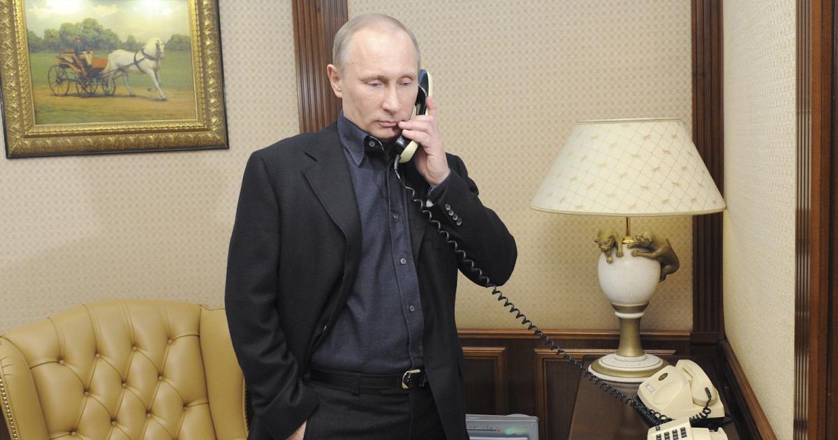 Хорошо, что до Путина не дозвонишься