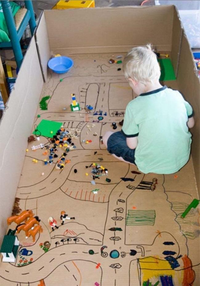 игрушечная автомобильная трасса