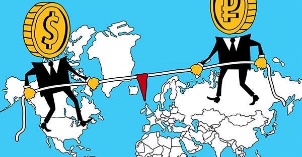 Догадайтесь, у какой валюты более крепкие основы – у доллара или… у рубля? Статья 2014 года.