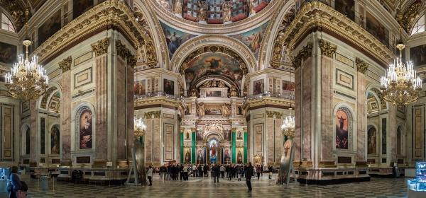 Исаакиевский собор: возвращение Храма вродную церковь— мнение