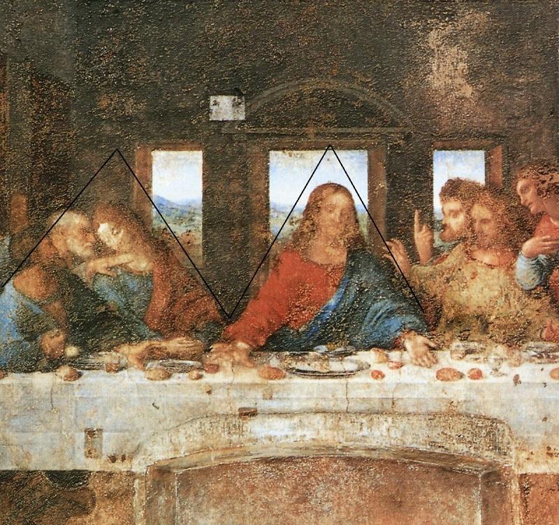 Неизвестные факты о самой загадочной картине Леонардо да Винчи «Тайная вечеря»