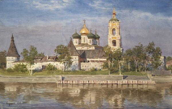 художник Сергея Анрияка картины 2 -15