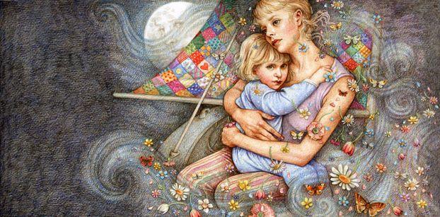 Материнская любовь — это очень мощная сила! Узнайте, как правильно благословить