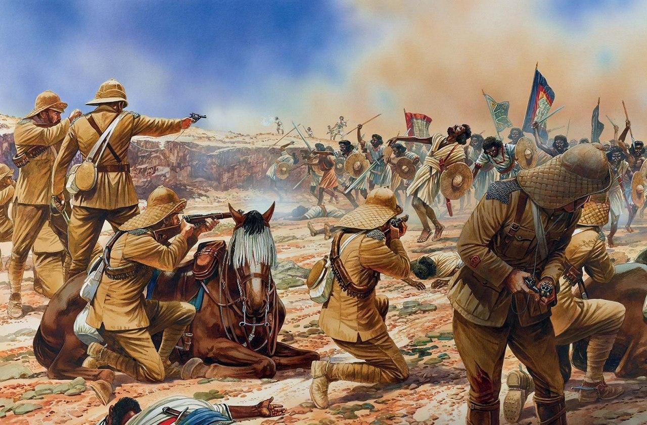 Битва при Омдурмане 1898