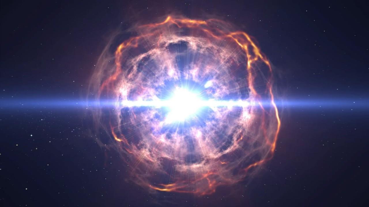 В 2022 году произойдет взрыв сверхновой звезды