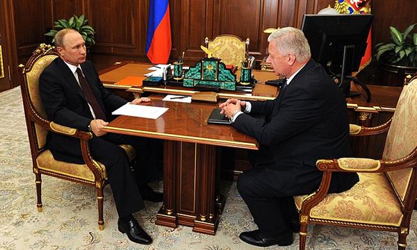 Путин назвал обоснованной идею ввести приоритет выплат по зарплате
