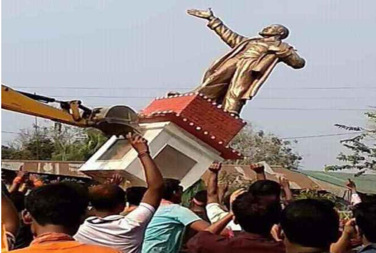 Почему в Индии начали ненавидеть Ленина