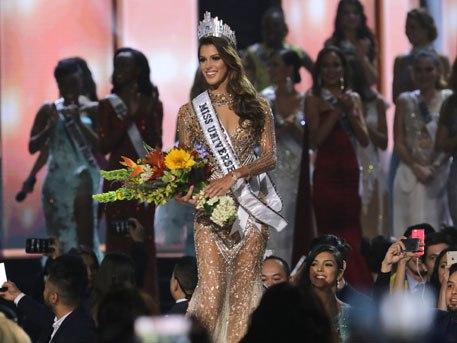 Француженка стала «Мисс Вселенная-2017»