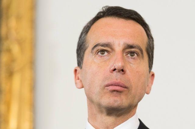Канцлер Австрии призвал приостановить переговоры о вступлении Турции в ЕС