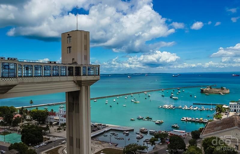 Самые необычные лифты в мире история, лифт, мир, необычно, путешествия, факты