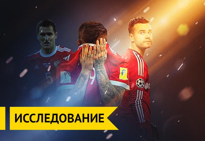 Почему российский футбол в глубокой дыре?