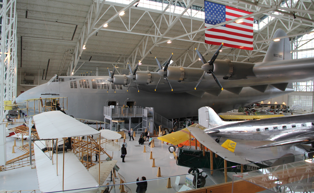 Фантастические самолеты существующие в реальности