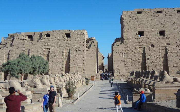 Фивы (Египет)