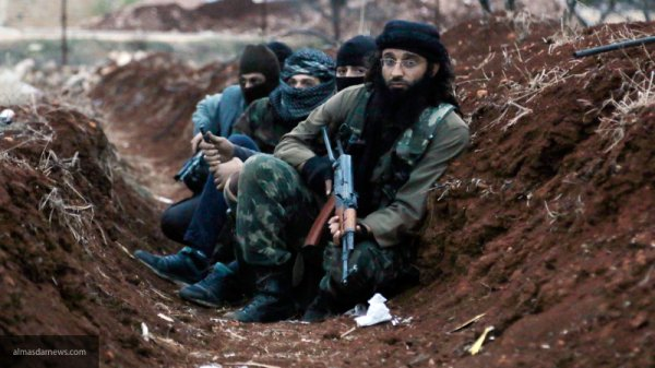 Борьба за сферу влияния между боевиками в Сирии