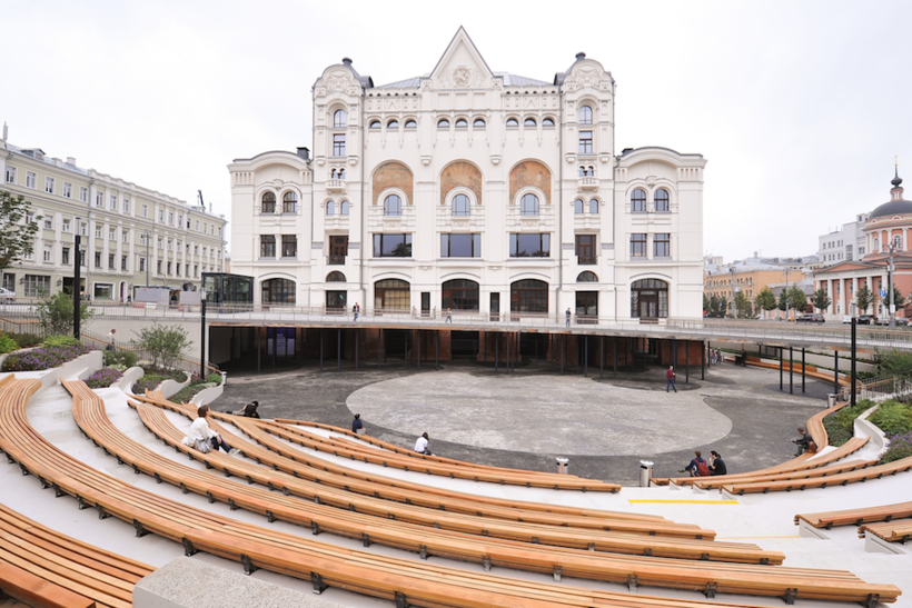 Масштабные, но не самые удачные архитектурные проекты Москвы