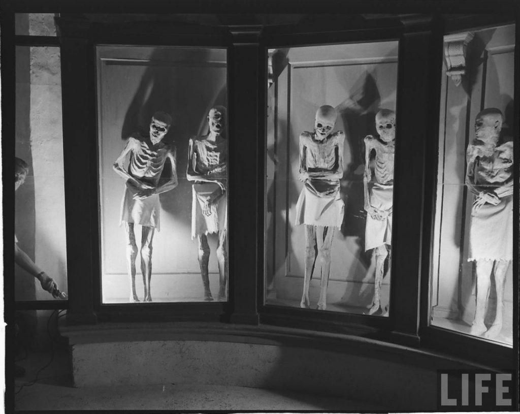 итальянские мумии