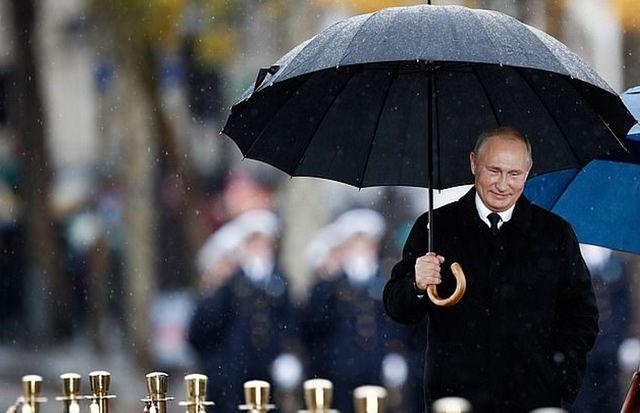 Третья мировая до сих пор не началась только благодаря Путину /Contra Magazin/