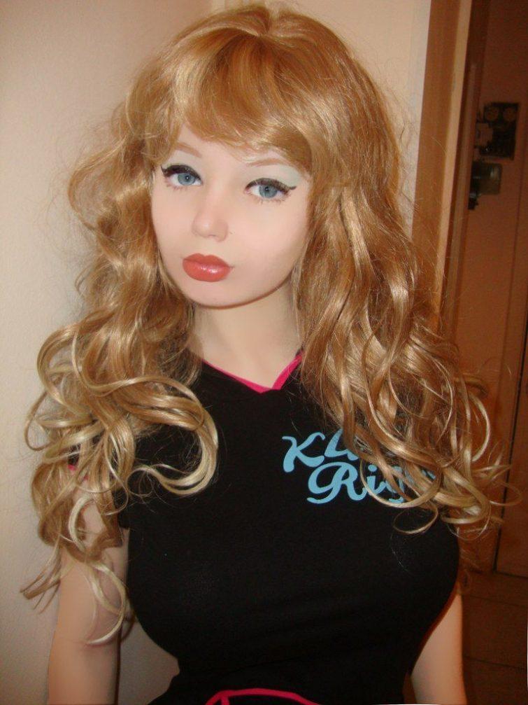 Лолита Ричи. Новая кукла Интернета