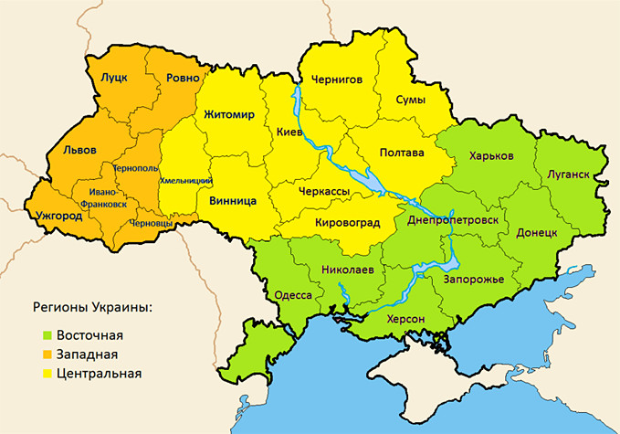 Как в Галицкой Руси из русских создавали украинцев