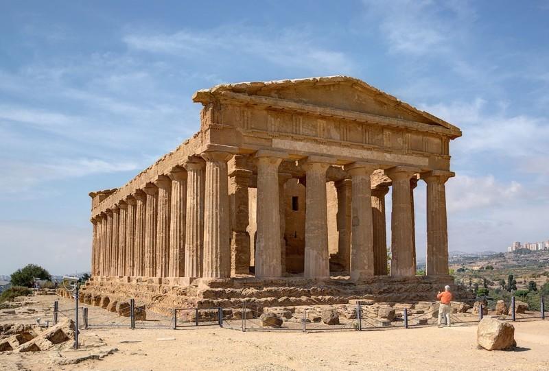 Долина храмов сицилия, факты, факты о Сицилии, факты об Италии