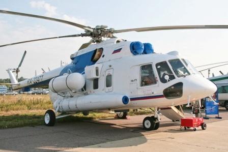 «Вертолеты России» впервые поставят вПакистан гражданскую технику
