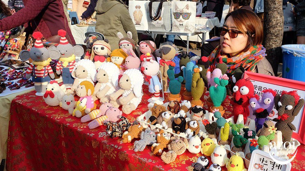 Сувенирные магазины Кореи