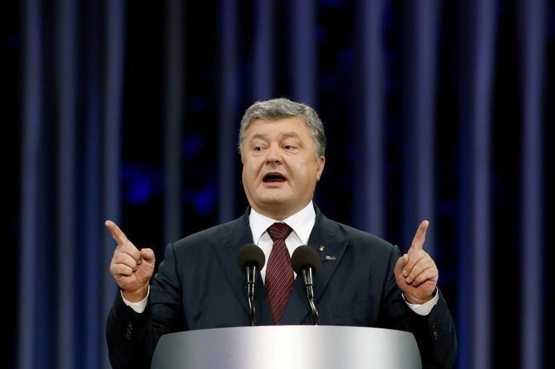 Порошенко заявил о стремлении Украины похоронить Советский Союз