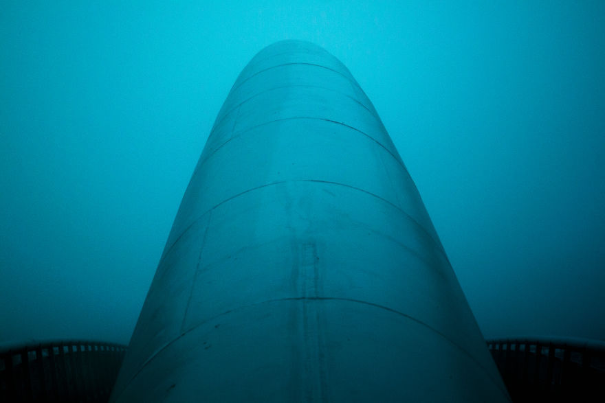 Краков в тумане