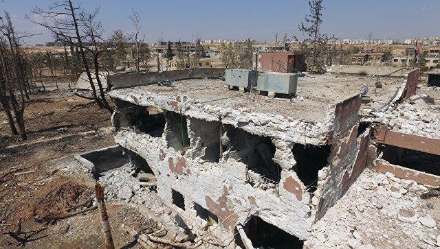 Новости Сирии. Сегодня 20 ноября 2016