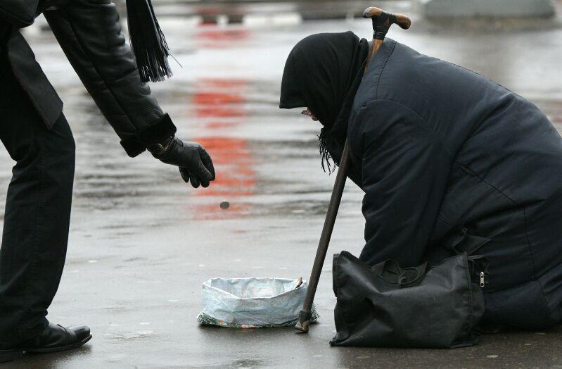 В правительстве РФ назвали бедность россиян уникальным явлением