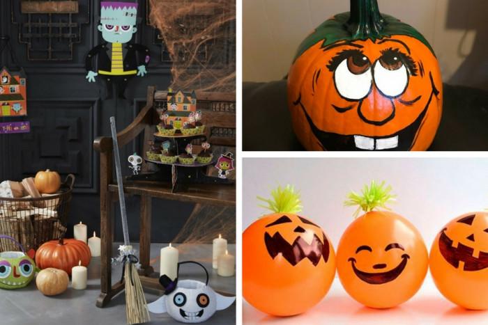Как быстро и просто украсить квартиру к Хэллоуину 2017: 10 веселых идей