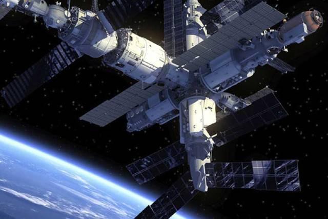 Пришельцы посетили МКС: в NA…