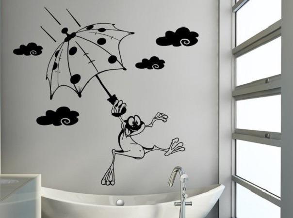 Рисунки трафаретов для декора стены своими руками распечатать