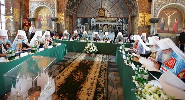 Собор епископов УПЦМП непризнал решение Константинополя