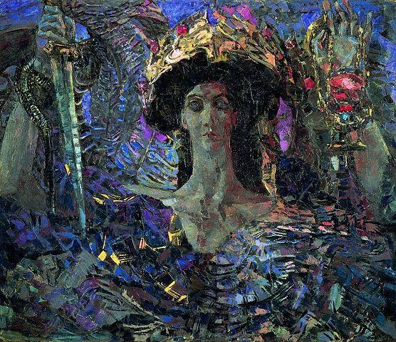 МИХАИЛ ВРУБЕЛЬ : самый загадочный русский художник.
