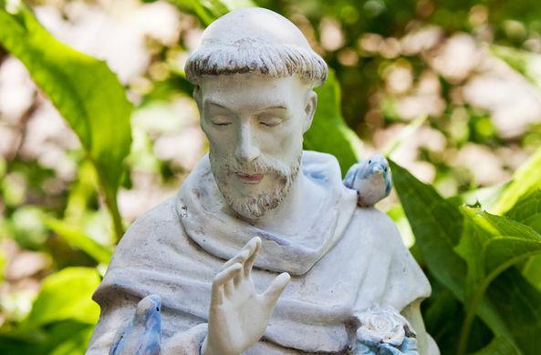 Легенда о Франциске Ассизском частично подтвердилась