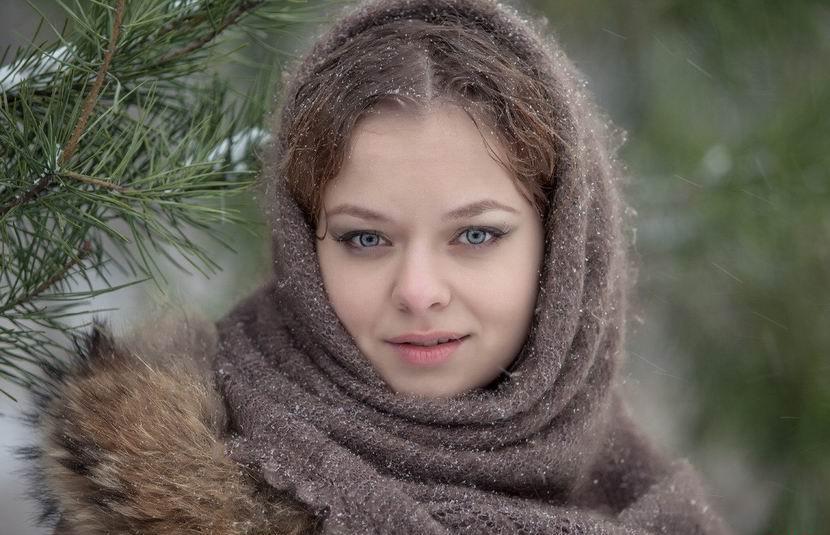 Какие то они особенные, женщины русские