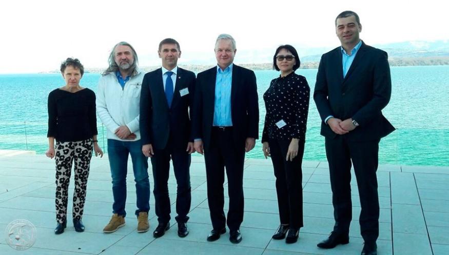 УЕФА выделил 1 миллион евро на развитие футбола в Крыму