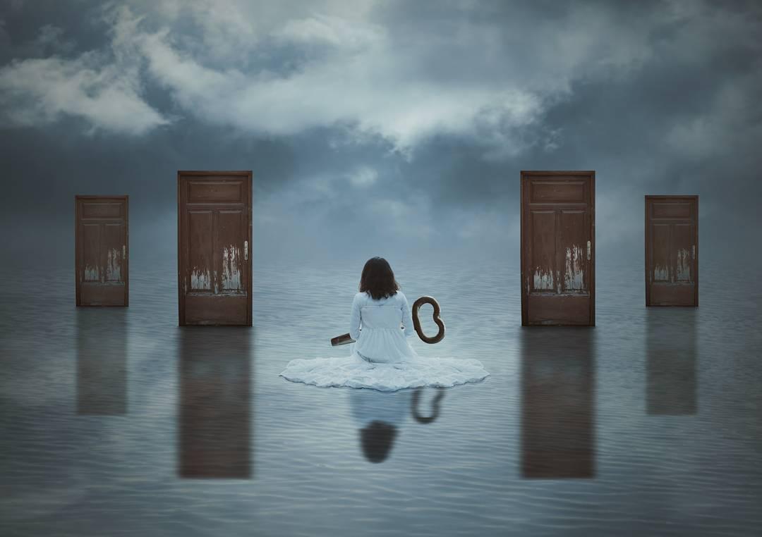 Концептуальная и изобразительная фотография Эльназа Абеди