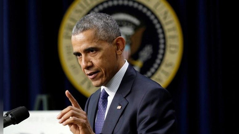Обама: Мы отомстим русским за вмешательство в наши выборы