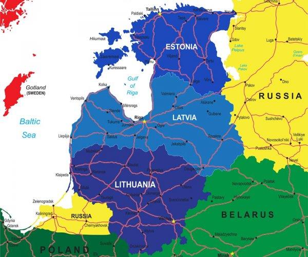 Прибалты опять просят о помощи: NATO тут как тут…