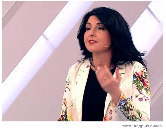 Украинская журналистка в Москве обвинила Россию в причастности к одесской трагедии