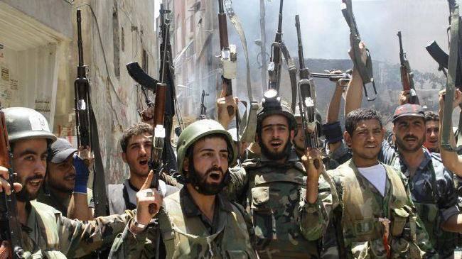 Война за Дамаск