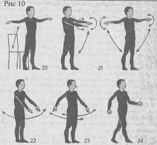 физкультура при болях в плечевом суставе