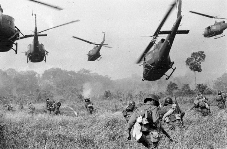 Вьетнамская война: и мальчики кровавые в глазах
