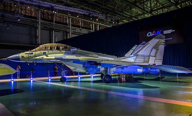 Убийца штурмовиков: как прошла презентация МиГ-35